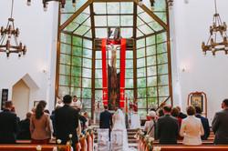 Ślub Kościół Św. Bernarda w Sopocie