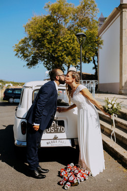 Ślub kościelny w Portugalii
