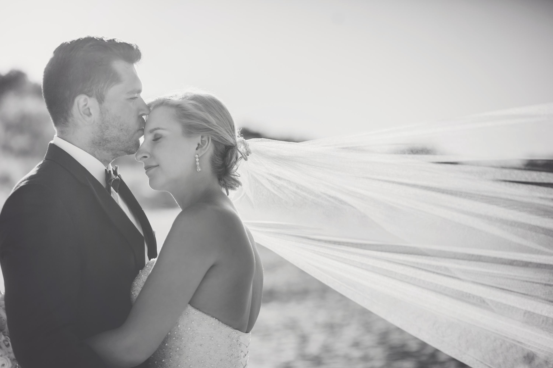 Sesja ślubna na plaży Władysławowo