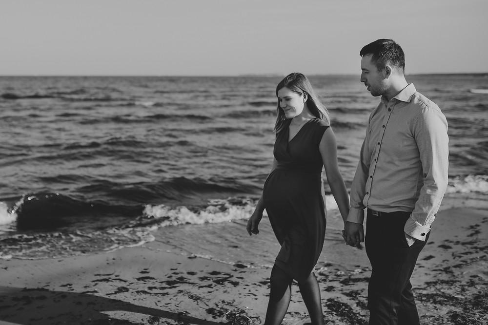 Sesja ciążowa Sopot