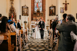 Ślub konwikt Collegium Leoninum Wejherowo w Wejherowie