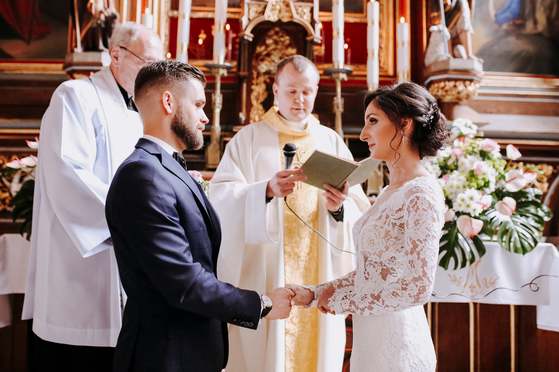 Ślub kościół sanktuarium Swarzewo