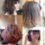 トレンドヘアスタイル