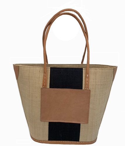 BATEAU BAG - Natural