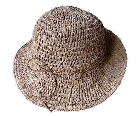 JR MACRAME HAT