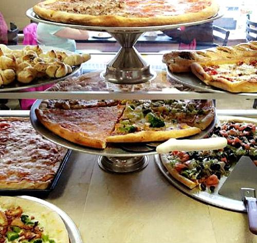 Pizza Mt. Pocono Italian Restaurant, BELLA VILLA PIZZA