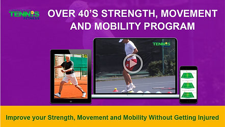 3A. OVER 40'S STRENGTH, MOVEMENT AND MOB