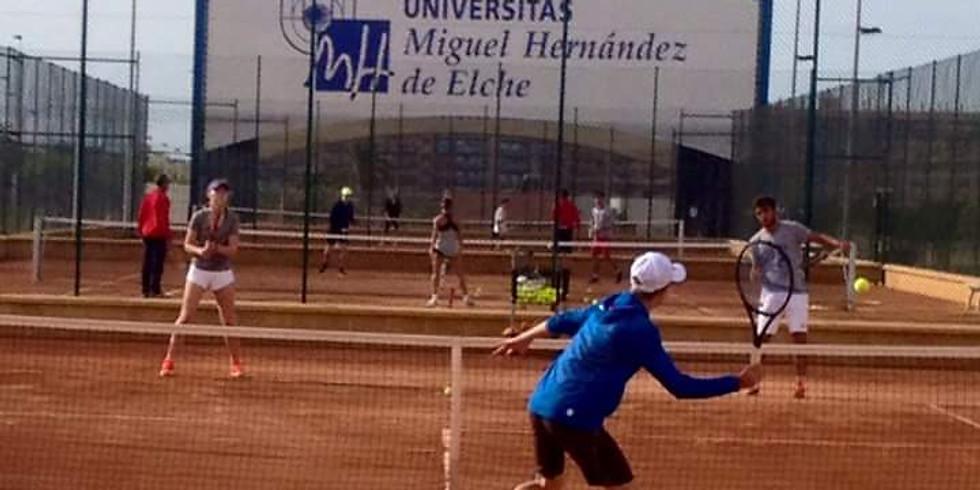 Easter Tennis Camp (1st week)