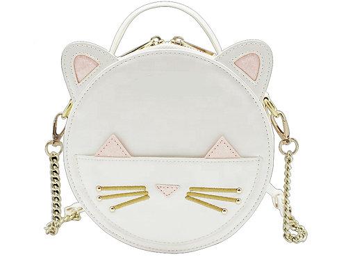 Fairy Cat - Bolsa redonda