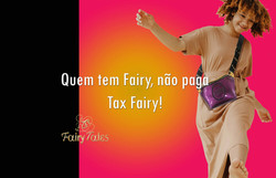 pochete quem tem fairy2 roxo