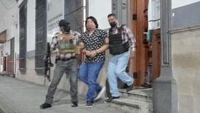 """Detienen a multihomicida poblano """"El Chucho"""" en el café Los Portales de Veracruz"""