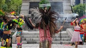 Indígenas, más de 500 años
