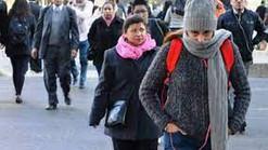 Puebla será de los estados más afectados por el frío: SMN