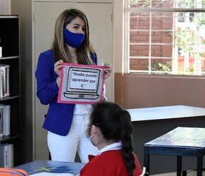 NL quita restricción de aforo por covid-19 a escuelas privadas; sube a 50% en públicas