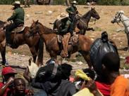 EEUU deja de usar caballos para controlar a los inmigrantes en la frontera con México