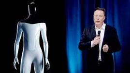 """Elon Musk presentó el robot humanoide de Tesla que se encargará del trabajo """"peligroso y aburrido"""""""