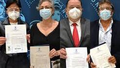 CONTENDRÁN POR LA RECTORÍA DE LA BUAP LILIA CEDILLO, GUADALUPE GRAJALES Y RICARDO PAREDES
