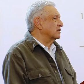 Confirma López Obrador llegada el sábado a Puebla