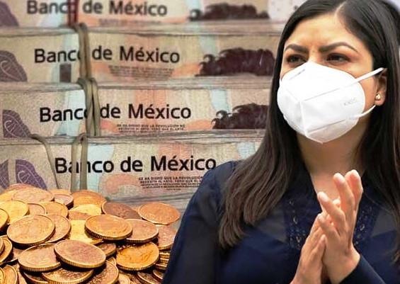Claudia Rivera gastó más en agosto y septiembre que en el primer semestre del año