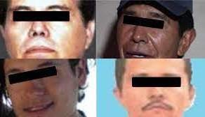 Ellos son los mexicanos más buscados por la DEA