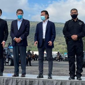 Guadalajara y Zapopan trabajarán de forma coordinada en seguridad