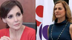 Beatriz Gutiérrez Müller respalda a Lilly Téllez tras amenazas...