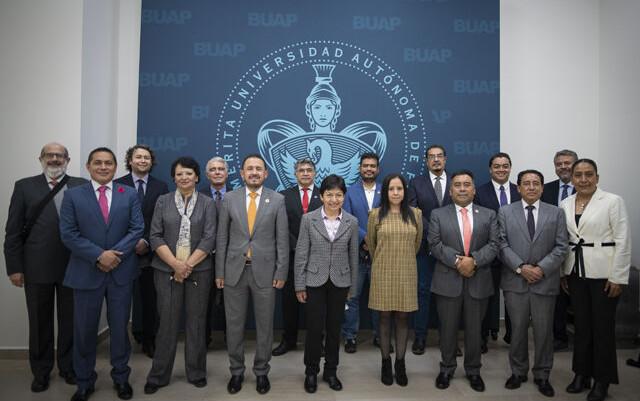 Nombramientos de funcionarios de la administración central, gestión 2021-2025   BUAP