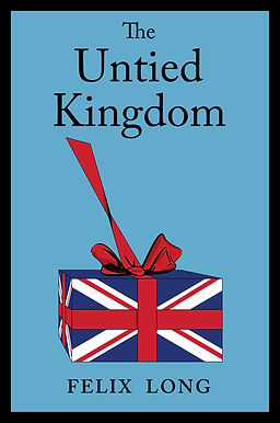 THE UNITED KINGDOM - FELIX LONG - cover.