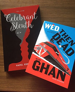 Both Covers celebrant Sleuth & The Ghan.