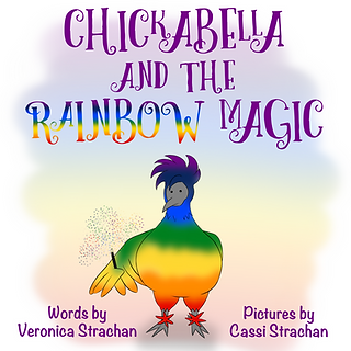 Chickabella and the Rainbow Magic cover.