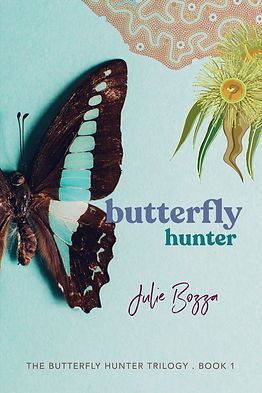 Butterfly Hunter LT - FINAL eBook cover.