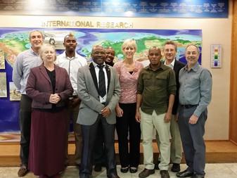 Botswana government study tour