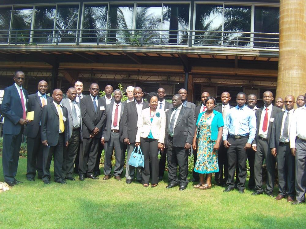 Uganda Geothermal Policy Makers Meeting