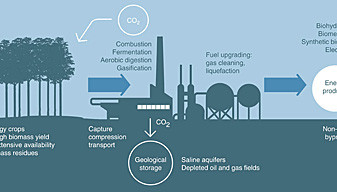 Incentivising negative emission technologies