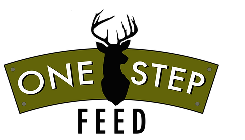One Step Feed, Deer Cany, Deer attractant