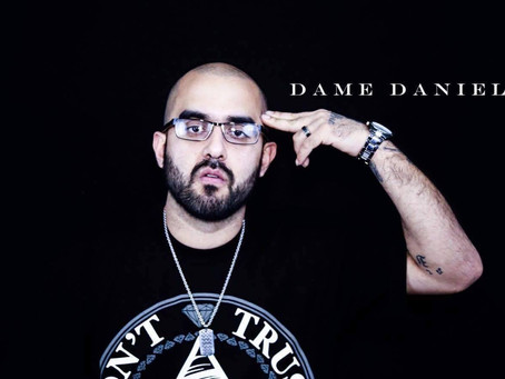 "Underground UPrising ""Artist of the WEEK"" - Dame Daniels"