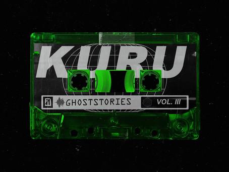 "Kuru Drops ""GHOSTSTORIES"" This February 28th"