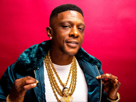 Boosie BadAzz Charged With Two Felonies