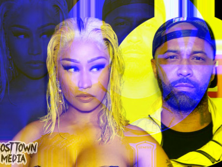 Nicki Minaj Went Off On Joe Budden During Radio Interview