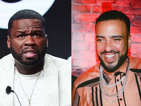 French Montana SAID HIM AND 50 WILL END THEIR FEUD ON 'Cocaine City Live'