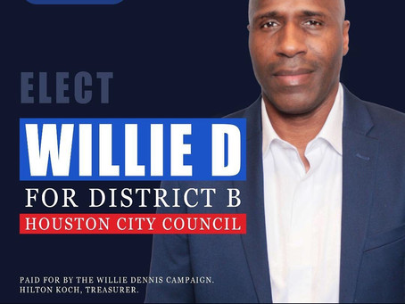 Willie D Is Running For Houston City Council Just Like Scarface