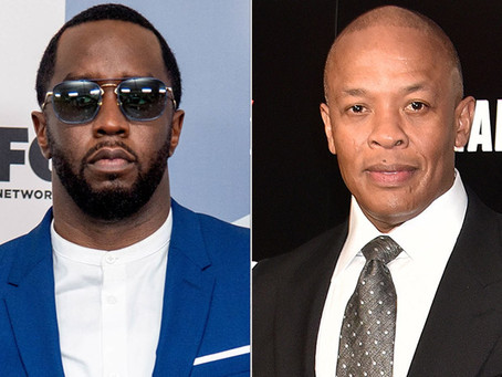 Diddy says an IG LIVE BATTLE WITH DR DRE IS BEING WORKED OUT