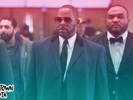 R. Kelly Arrested On 13 Counts in Chicago