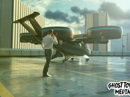 Flying Taxi from Uber by 2023