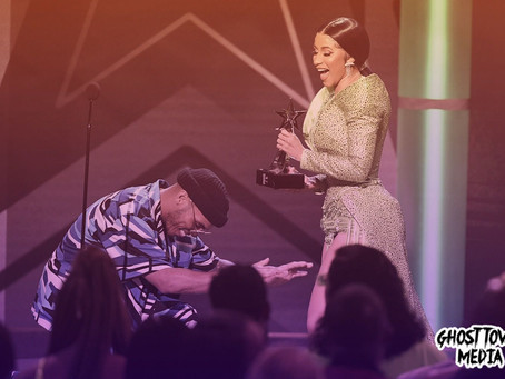 BET Awards: Cardi B Takes Album Of The Year