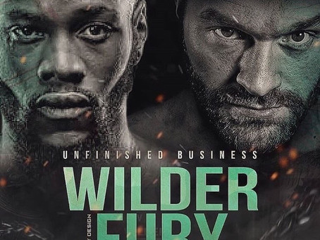 A FIGHT FOR BLOOD: Wilder Vs. Fury