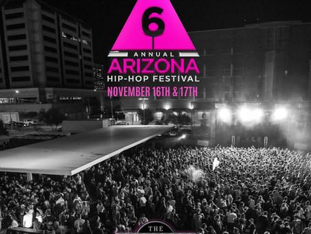 Events.Com Announced As Official Tech Partner Of The AZ Hip Hop Festival