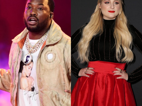 Meek Mill & Meghan Trainor team up with NFL and Roc Nation