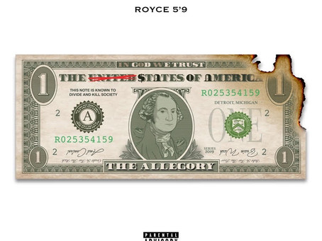 Royce Da 5'9: The ALLEGORY