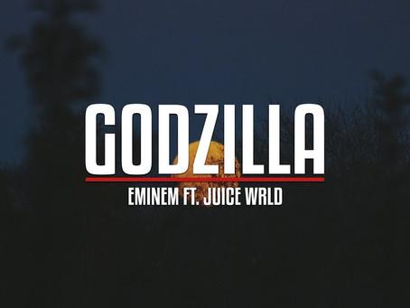 Eminem Starts The #GodzillaChallenge
